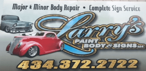 Larry's Paint Body & Signs